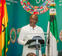 Nana Akufo-Addo aux Assemblées annuelles : «Nous devons financer la Bad et la positionner comme institution stimulatrice de notre progrès économique»