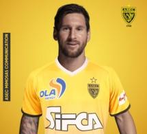 En fin de contrat ce jeudi: l'ASEC d'Abidjan veut signer Lionel Messi pour...