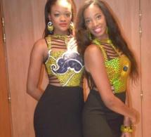 Ayssé Ndiaye et Haby Taylor Sall