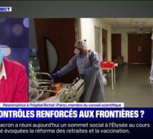 """Lila Bouadma (Conseil scientifique) sur le variant Delta: """"Avec cette souche extrêmement contagieuse, on sera soit malade, soit vacciné"""""""