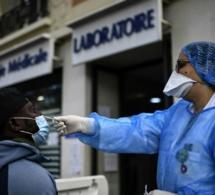Covid-19: la quasi-totalité des cas positifs en France pas vaccinés il y a deux semaines, selon une nouvelle étude