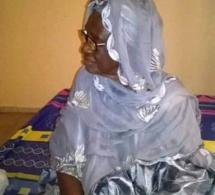 Nécrologie: Fille de Cheikh Anta Mbacké : Sokhna Daba Mbacké de Darou Salam à tiré sa révérence