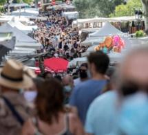 Charente-Maritime: retour du masque obligatoire en extérieur dans 45 communes touristiques dès ce mardi