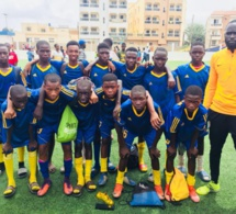 Football U15: HLM champion des 19 communes de Dakar