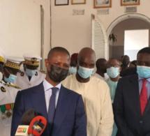Révision des listes électorales: Le ministre Antoine Diome satisfait du démarrage des opérations