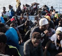 Emigration clandestine: Une embarcation de 71 personnes, arrêtée et 10 membres du réseau présentés au procureur