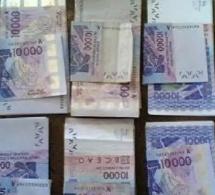 Coup de filet des pandores : Saisie de faux billets de banque d'une valeur de 860 000 F