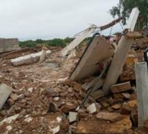 Fortes pluies à Matam: Un bâtiment s'effondre et tue 2 personnes, dont un frère du ministre Zahra Iyane Thiam