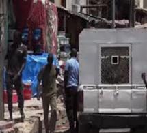 Vol avec violences au marché Dior : A. M. agresse une dame en plein jour