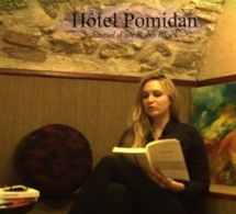 Parution du roman Hotel Pomidan,journal ''un Bobo Black
