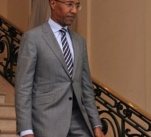 Après son limogeage, Abdoul Mbaye fête l'anniversaire de son fils dans un hôtel