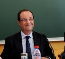 L'Elysée en colère: L'AFP retire une photo « ridicule » de Hollande… et le regrette