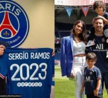 PSG: Le geste de grande classe de Sergio Ramos envers Lionel Messi