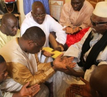 """Macky Sall aux dignitaires mourides: """"Je ferai plus que Wade à Touba"""""""