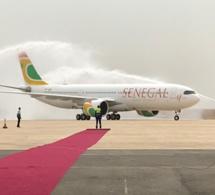 Air Sénégal – Le vol inaugural vers New-York et Washington lancé cette nuit