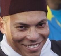 Karim Wade est un fidèle téléspectateur de Kouthia Show