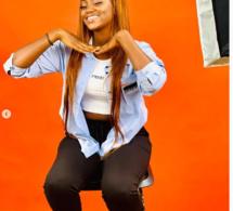 Admirez le nouveau look de Diarra Sen Petit Gallé