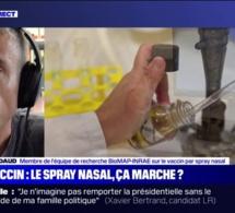Le vaccin à spray nasal: comment ça marche ?
