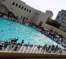 Fillette de 5 ans, morte noyée à la piscine de l'Olympique: le maître nageur risque...