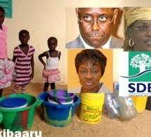 SENEGAL- Les Dakarois en colère accusent : « La pénurie d'eau risque d'emporter la Sde, Macky, Marème et Mimi »