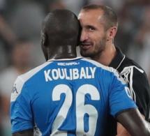 """Racisme – Chiellini soutient Koulibaly: """"J'ai eu honte en tant qu'italien"""""""