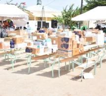 Sangalkam: Oumar Guèye débloque 40 millions de FCFA pour les élèves