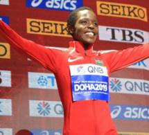 Fin tragique d'une championne : 4e du 5000m aux Jo de Tokyo : la Kenyane Agnes Tirop, poignardée à mort chez elle