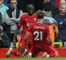 Vidéo – Liverpool : Sadio Mané marque son 100e but en Premier League … Aucun penalty !