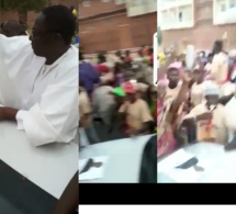 Mairie deNdioum: Démonstration de force de Alassane Ndiaye responsable APR candidat à la mairie
