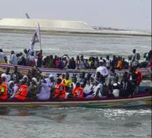 Kaolack: 46 pirogues des Îles du Saloum rallient Médina Baye