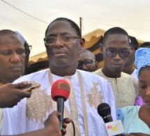 Candidat à la Mairie de Ndioum le Dr Alassane Ndiaye:Le changement commence par des actes concrets.
