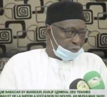 Gamou2021-cérémonie Officielle : Le Message du Khalif Serigne Babacar Sy Mansour