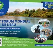 Forum Mondial de l'Eau à Dakar : Le Sénégal aurait casqué 2 milliards de Fcfa pour son organisation