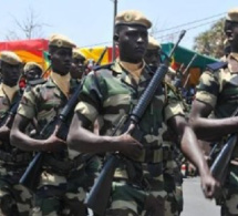 Saint Louis : le nouveau commandant de la zone militaire 2 prend fonctions ce mercredi