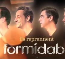 (Vidéo) Hollande, Sarkozy, Fillon, … chantent « Formidable » de Stromae. Regardez !!