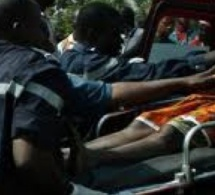 Drame à l'axe Diourbel-Gossas: Un particulier tué par le chauffeur d'une députée