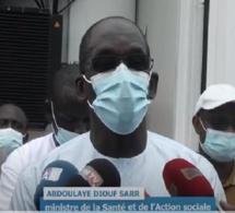 Recul de la Covid-19 : les mises en garde d'Abdoulaye Diouf Sarr