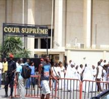 Contre les engagements non tenus par le Recteur de l'UCAD : Les étudiants sanctionnés, en sit-in devant la Cour suprême
