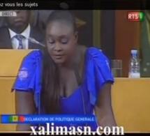 [VIDEO] La députée Fatou Thiam à Mimi Touré : votre discours est imprécis, incolore et sans saveur