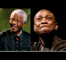 Décès de Nelson Mandela : Youssou Ndour verse des larmes et se rappellera toujours de lui lorsqu'il regardera son fils Mandela