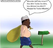 INSOLITE: Macky Sall en quête d'un électoral á Touba?