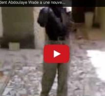 Vidéo] L'Ex-Président Abdoulaye Wade a un nouveaux disciple du style Yawou Dial