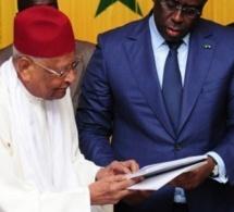 Commission de réforme des institutions: Macky Sall reçoit le rapport d'Amadou Makhtar Mbow