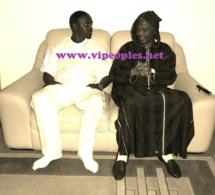 Akon à Mermoz Chez Cheikh Ahmadou Kara Mbacké