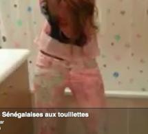 Maintenant on sait ce que les Sénégalaises font quand elles vont ensemble aux toilettes (Regardez)