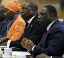 Macky Sall gronde ses ministres