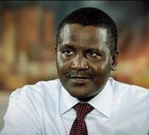 Classement Forbes: Dangote Roi d'Afrique pèse 9.5 Milliards de Dollars
