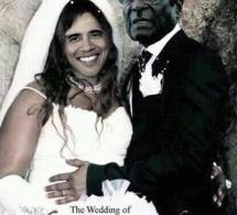 """IMAGE - Voici le mariage """"insolite"""" du siècle"""