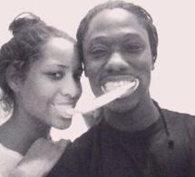 [ PHOTO ] Mais que fait le rappeur Nix avec sa copine... ?