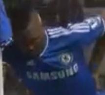 Vidéo: Eto'o fait taire  Mourinho qui l'a traité de vieux. Regardez la célébartion de son but!